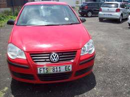 VW Polo Classic 1.6 2008 Model,5 Doors factory A/C And C/D Player