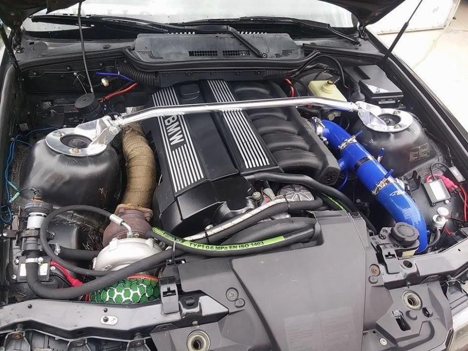 Podłączanie turbo
