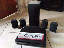 Home Theater LG 3D Blu Ray