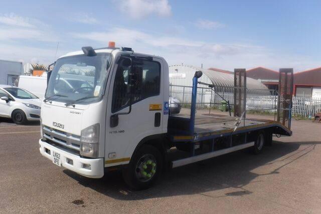 Isuzu FORWARD N75.190 - 2012