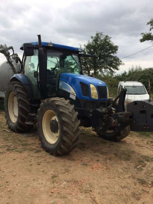 New Holland Ts100a - 2003
