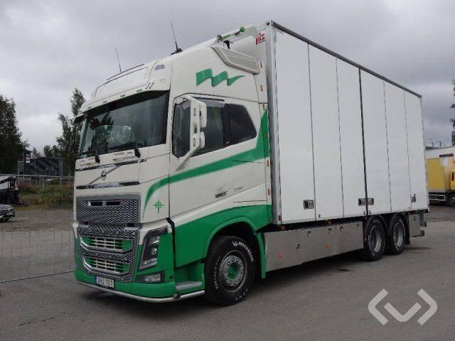 Volvo FH16 6x2 Box (side doors) - 15 - 2019