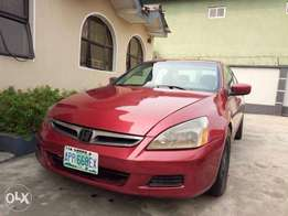 Honda Accord 2007 just like toks