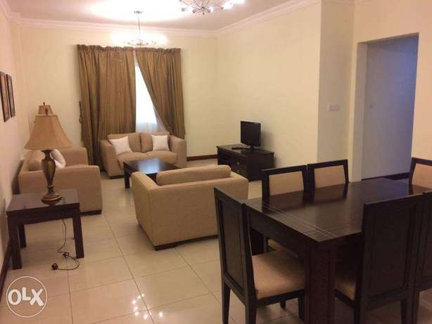 2 & 3 bed room ff apartment in muntaza near al meera