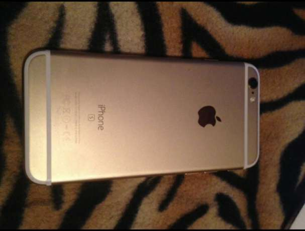 A month old used iphone 6s plus with no damage Nairobi CBD - image 4