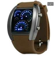 LED Car Watch