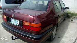 Very sound Volkswagen vento with 1.8 engine with electric carburetor i