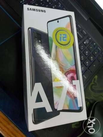 Samsung Galaxy A71 128GB Storage 8GB RAM