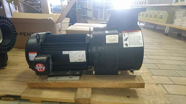 Pentair Eqk 1000 Commercial water pump with strainer Benoni - image 6
