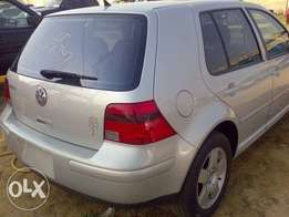 Clean Volkswagen Golf4 2002 For Sale