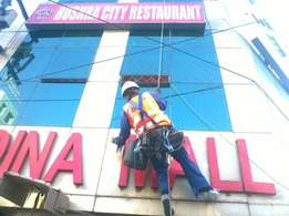 HIGH-RISE Window cleaning services (High-window)