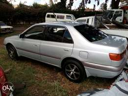 Selling Toyota premio quick sell