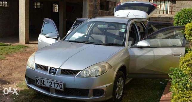 Clean Nissan Wingroad One user only 365,000 Kiambu Town - image 1