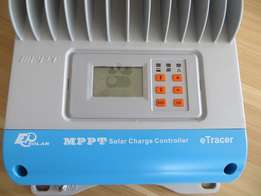 EP 60A 12/24/36/48/60v eTracer Solar Charge Controller free delivery
