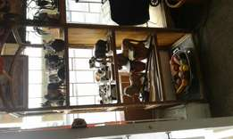 Cane wall unit R650