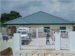 5Bedroom bungalow for sale with 35kva generator ( C of O)