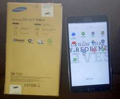 2 months old Samsung Galaxy Tab 4 Very Neat.