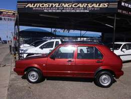 Autostyling Car Sales-East London-06 Vw Golf 1.4 Chico-Bargain-R39995