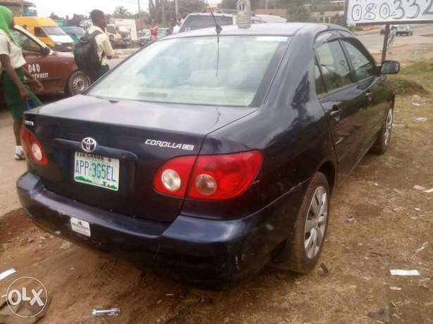 Very neat toyota corolla first body Ibadan Central - image 2