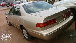 Clean toks camry thiny light