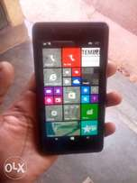 Lumia 540 (one month old)