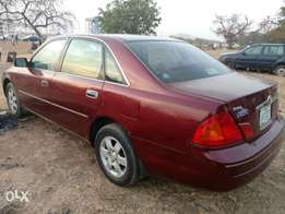 Toyota avalon 2003 neatly used for sale