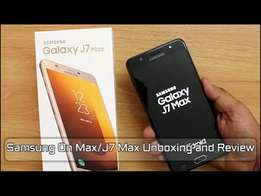 Samsung galaxy J7 max 3gb ram brand new sealed original warranted