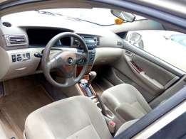 Toyota corolla 2006 model for sale