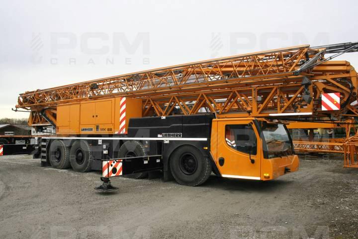 Liebherr MK 88 - 2012