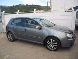 VW Golf 5 1.9 TDi DSG