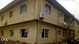Very Spacious 3 Bedroom Flat with 3 Toilets at Igando for 300K