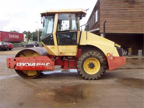 Dynapac Ca152 - 2002