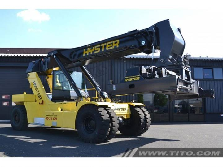 Hyster RS45-31CH - 2017