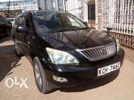 Toyota Harrier 2009 Locally Used Well Maintained Price 2,400,000/=
