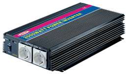 Power Inverter Charger Unit 2000 Watts