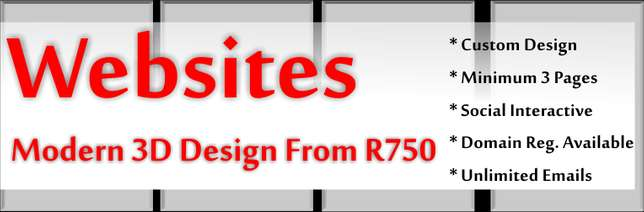 Websites with FREE 1Year Hosting, Company Profiles Business Plans Newtown - image 4
