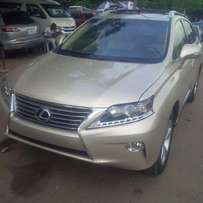 Tokunbo Lexus RX350, 2014, Full-Option, Very Ok To Buy From GMI.