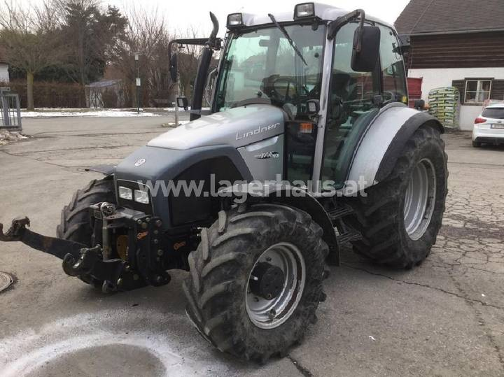 Lindner GEOTRAC 93A - 2002