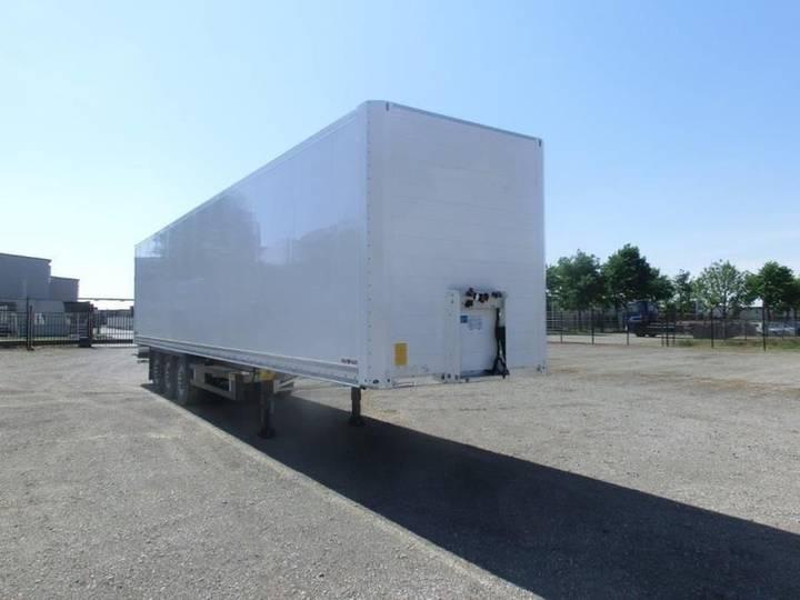 Schmitz Cargobull NIEUWE FP25 BOX met 2 liftassen - 2019