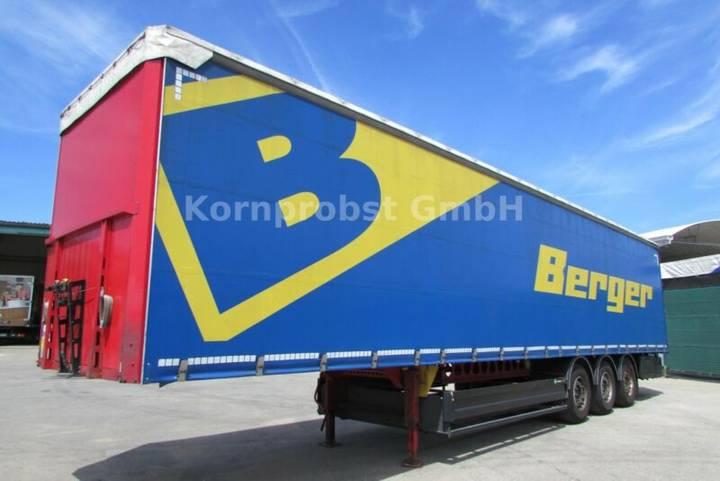 Berger SAPL 24 LTN - Tautliner - Zertifikat Nr.: 340 - 2014