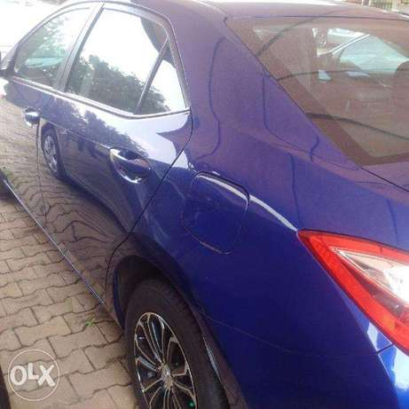 Foreign Used Toyota Corolla 2016 Model Wuse 2 - image 4
