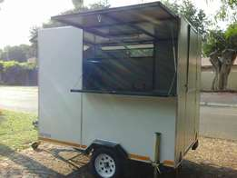 Mobile kitchens by Radical Trailers