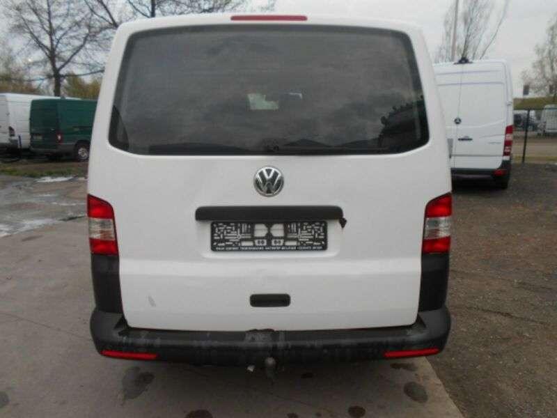 Volkswagen Transporter 2.0 Tdi/Klima/Navi/Euro5b/151000Km! - 2014 - image 4