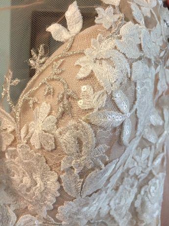 2c9628e897ce5a Продам весільне плаття або можливий прокат Івано-Франківськ - зображення 5
