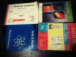 Study guide for physical science