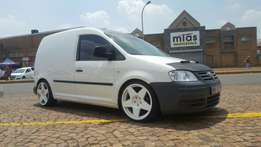 Vw caddy 1.6i..with aircon..