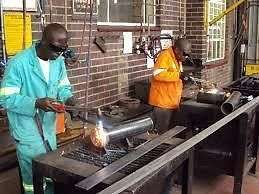 arch welding and boiler maker training daveyton