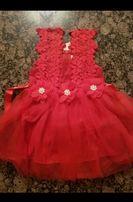 Червоне Плаття - Детская одежда - OLX.ua ec58ebc694e8c