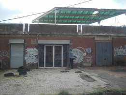 Comercial space to let jeppestown