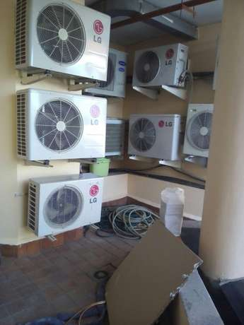Air conditioners,coldrooms,refrigeration,lab-gas installition City Square - image 3
